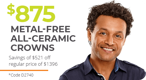 Special for all-ceramic crowns