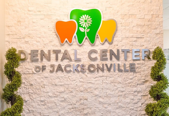 Exterior of Dental Center of Jacksonville